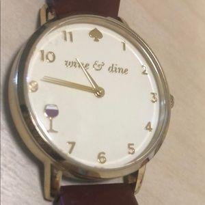 Hardly worn Kate Spade Watch